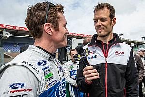 Le Mans Special feature Join Alex Wurz on a tour of the Le Mans autograph session