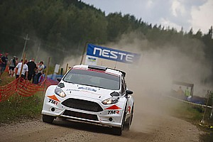 WRC 速報ニュース 勝田貴元・新井大輝がFIA世界ラリー選手権(WRC)に初挑戦