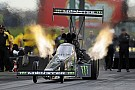 NHRA Brittany Force clinches Top Fuel in strange Brainerd final