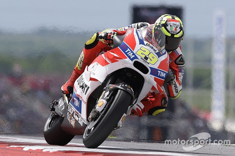Iannone: Third place