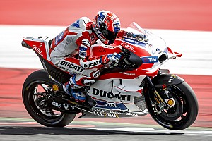 MotoGP Breaking news Ducati says Lorenzo knows its bike is competitive