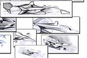 IndyCar Новость IndyCar представила концепцию обвесов для сезона-2018