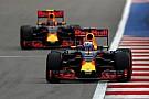 Ricciardo admits Red Bull strategy