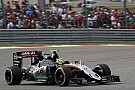 "Formula 1 Force India ""played get out of jail card"" in Austin, says Fernley"