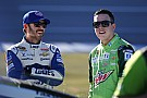 NASCAR Sprint Cup In Earnhardt's absence, Bowman has stepped up
