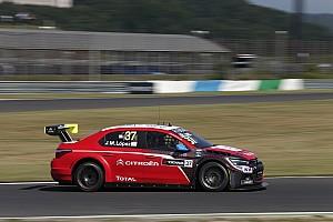 WTCC Race report Motegi WTCC: Lopez takes provisional title, gives Muller Race 2 win