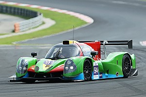 Asian Le Mans Race report Wineurasia take the first race win of the Asian Le Mans Sprint Cup