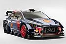 WRC Hyundai revela el i20 de Sordo para el WRC 2017