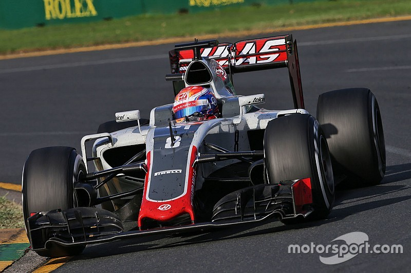 Haas F1 Team makes a great debut on the Australian GP