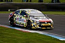 BTCC Rockingham BTCC: Smith fends off Shedden to win final race