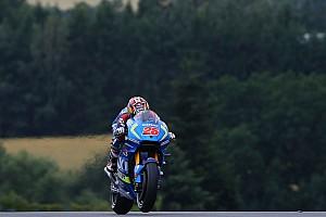 MotoGP Practice report Sachsenring MotoGP: Vinales tops second practice, Yamaha struggles