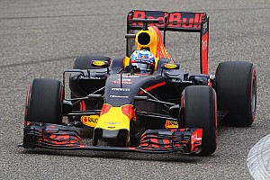 Formula 1 Qualifying report Red Bull's Ricciardo is the surprise of the day in Shanghai