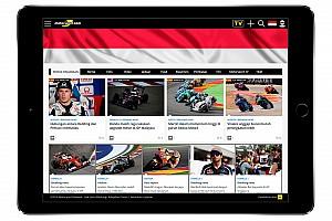 Motorsport.com印度尼西亚版正式启动