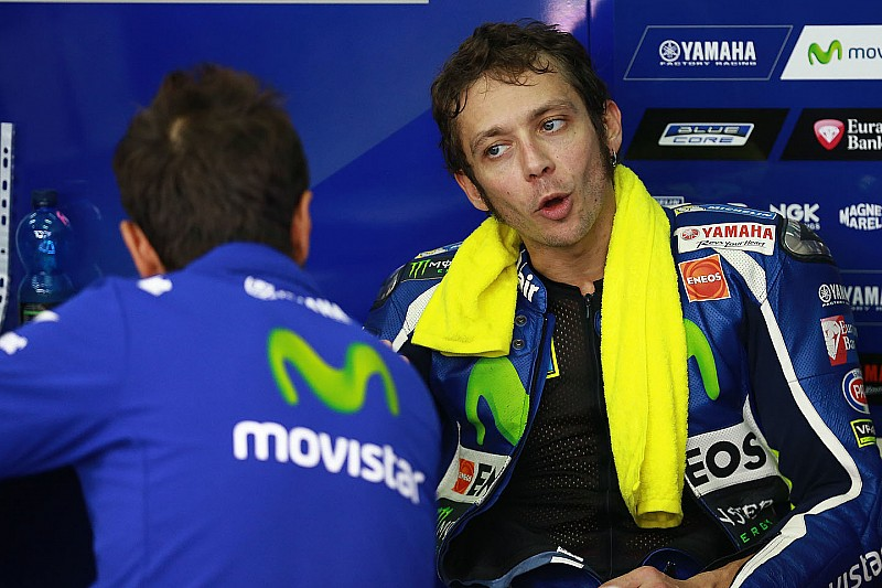 Rossi was