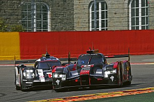 WEC Breaking news Audi can fight second Porsche at Spa, says Jarvis