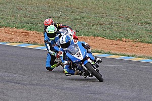 Other bike Race report Coimbatore Super Sport: Jagan dominates in TVS 1-2