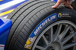 Formula E Breaking news Michelin to provide new Formula E tyres in season three