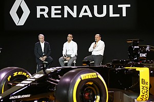 Formula 1 Breaking news Renault says 2016 engine will be