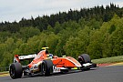 Formula 3.5 Spa F3.5: Dillmann edges Nissany for Race 2 pole