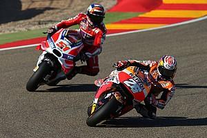 "MotoGP Breaking news Honda accuses Ducati of telling a ""flat lie"" about winglet ban"