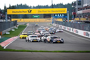DTM Interview DTM champion Wittmann backs reduced 2017 field