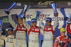 WEC Race report Spa WEC: Audi survives mayhem to clinch unlikely victory