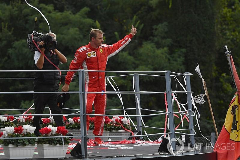 Raikkonen y Ferrari separan de nuevo sus caminos