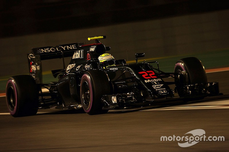 Button savoured final qualifying session, despite missing Q3