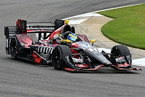 IndyCar Practice report Bourdais puts KVSH on top at Barber