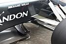 Formula 1 Bite-size tech: McLaren MP4-31 splitter winglet