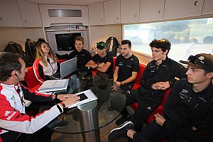 Carrera Cup Italia Ultime notizie Briefing time per i piloti dello Scholarship Programme