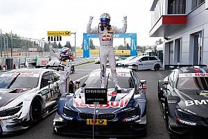 DTM Breaking news Mortara: BMW's pace advantage