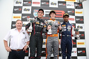 BF3 Results Silverstone BF3: Podium for Reddy as Mahadik crashes in Race 1
