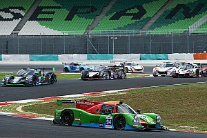 Asian Le Mans Race report Second win for Wineurasia Motorsport!