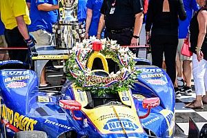 IndyCar Interview Andretti Autosport team manager on Rossi's dream Indy 500 win