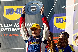 V8 Supercars Breaking news Pye focussed on results, not Penske future
