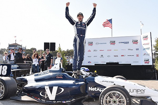 Indy Lights Kaiser to remain with Juncos in 2017