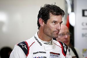 WEC Breaking news Webber: Porsche's plan in Mexico is 'stop Audi winning'
