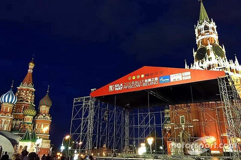 2016丝绸之路拉力赛前瞻  标致大热门  中国元素不甘配角