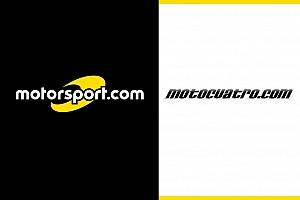 Motorsport.com fait l'acquisition du réputé site Internet espagnol Motocuatro.com