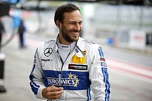 Blancpain Endurance Breaking news Paffett to make Spa 24 Hours debut with Mercedes