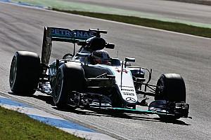 Formule 1 Résumé d'essais libres