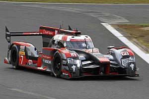 WEC Practice report Fuji WEC: Audi leads Toyota in opening practice