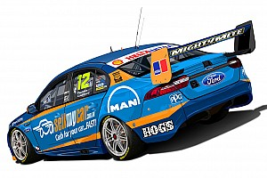 Supercars Breaking news New backer for Coulthard Penske Ford