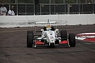 USF2000 Thompson takes pole in tight fight at Barber