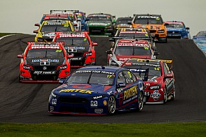 Supercars Breaking news V8 drivers calm ahead of  Phillip Island brakes test