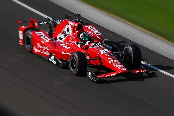 """IndyCar Breaking news Rahal targets Indy 500 improvements after """"ruined"""" event in 2016"""