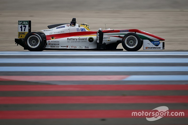 Paul Ricard F3: Gunther completes Prema hat-trick with double pole