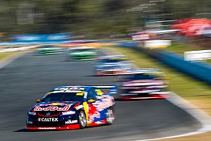 Supercars Qualifying report Ipswich Supercars: Whincup secures pole for Sunday race