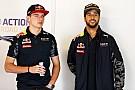 Formula 1 Ricciardo: No reason why Verstappen rivalry can't stay healthy